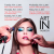 Poster for Latino Fashion Week, 2011, Makeup by Jill Glaser