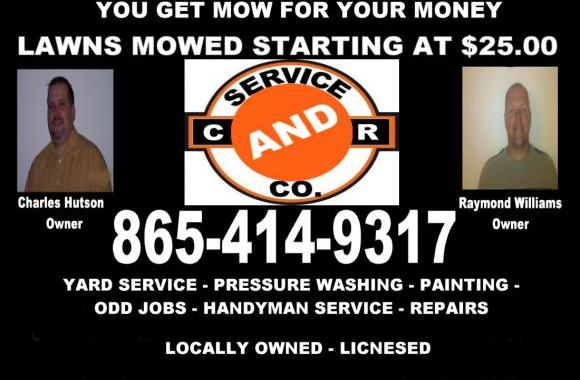 C And R Service Co