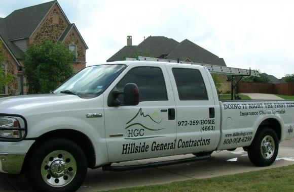 Hillside General Contractors LLC.