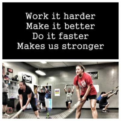 AND STRENGTH CONDITIONING