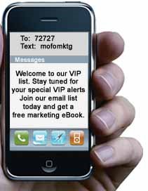 Customers are looking for your business on their mobile phones. Are you there for them to find?