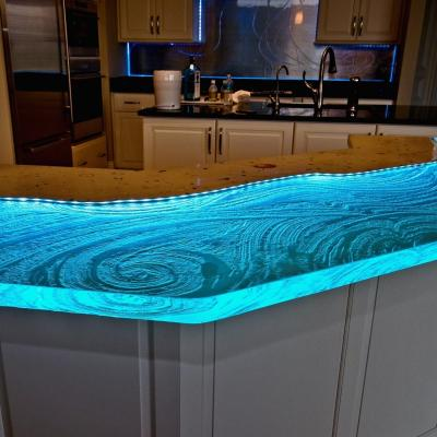 Glass Amp Concrete Countertops