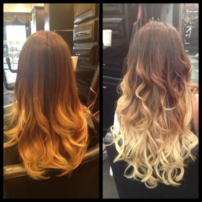 California Style Hair Color Hair Extensions Corona Ca  Indian Remy Hair