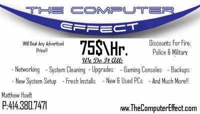 The Computer Effect