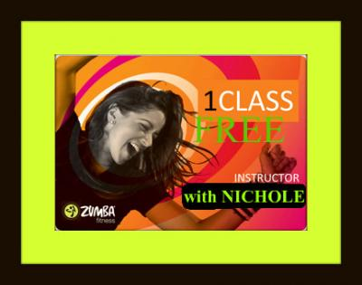 Say you saw this listing and receive one class free!