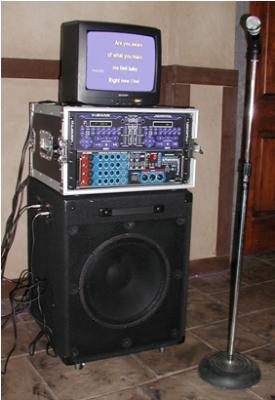 karaoke machine rental utah