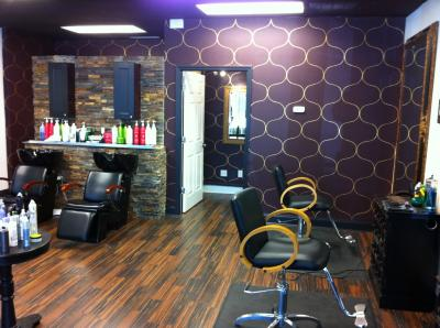 Upscale Salon : Upscale Hair Salon