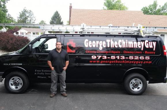 Chimney Man Nj