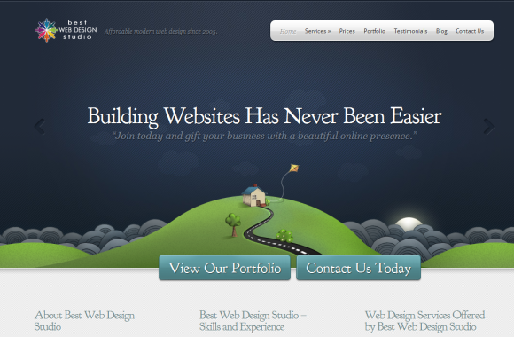 Best Web design Studio