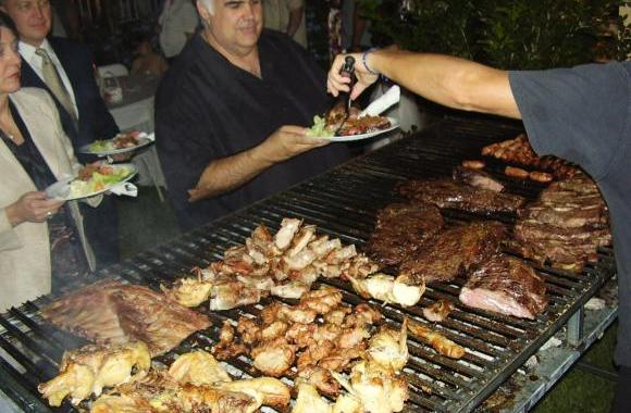 "We are the only caterer who provides the traditional Argentine Style Grill BBQ (called aswell ""On Site Parrillada Argentina"" or ""Asado Criollo"") in Miami Dade and Broward."