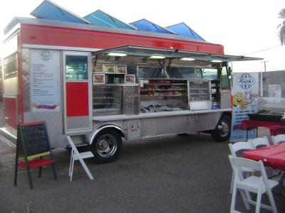 Food Catering Trucks Phoenix