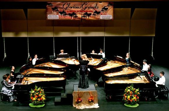 Glorious Grands - A Piano Extravaganza!