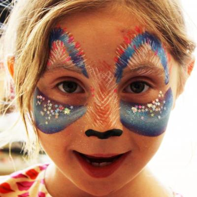 Face Painting Pittsburg Ca