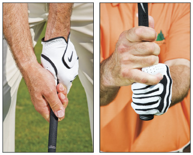 I stress time tested fundamentals of the game.  Grip - Aim - Set Up are all things that have to be correct bfore even taking the club back.