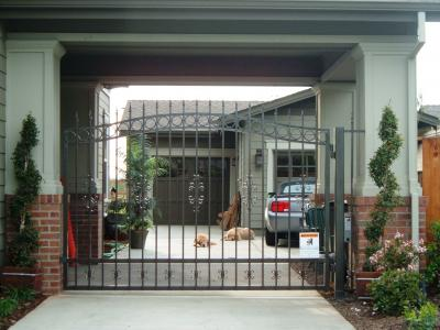 Driveway Gate Automation Iron Fencing Amp Welding