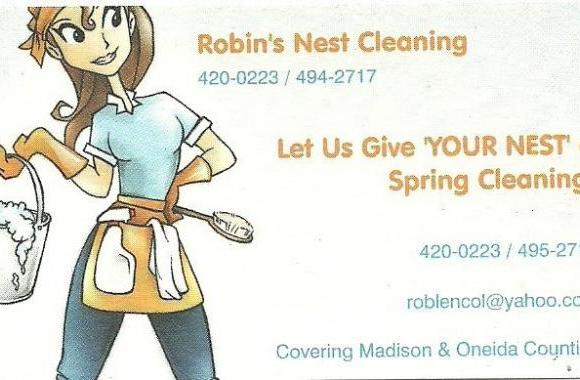 Robin's Nest Cleaning