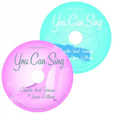 You Can Sing CD: Comple