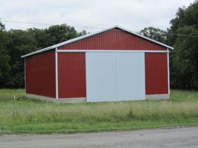 Martin post buildings for Pole barns tennessee