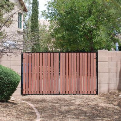 how to build an rv gate