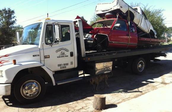 Candyland Towing and U-Haul