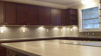 Kitchen bath remodel cabinets countertops for Bath remodel lafayette la